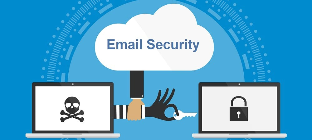 Email Secure Server