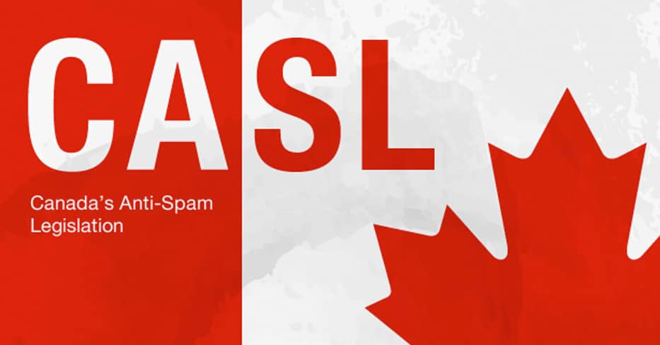 Anti Spam Canada Law